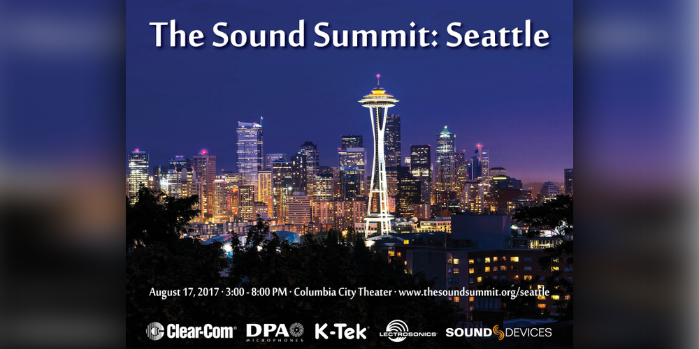 The Sound Summit Seattle 2017 Lectrosonics