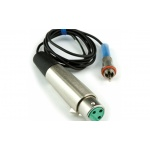 Lectrosonics MCAXLRLINE-WP - Cable adapter and attenuator for XLR to WP connector for MM400/b/c
