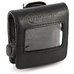 Lectrosonics PSMD - Leather pouch for SM dual-battery transmitters