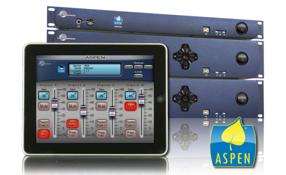 Lectrosonics ASPEN Series Digital Signal Processors