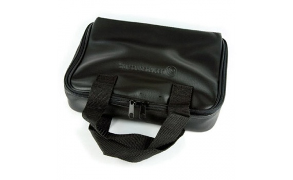 Lectrosonics soft sided, padded and zippered carrying case