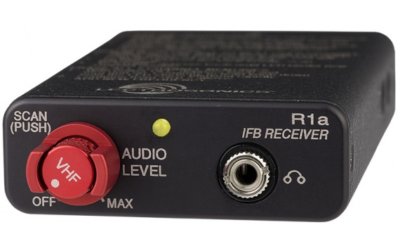 IFBR1a-VHF-IFB receiver on VHF frequencies
