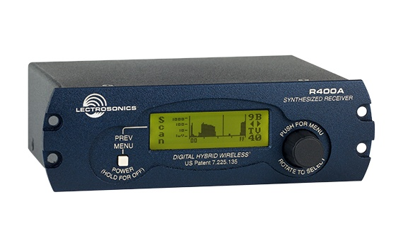 R400a-Ver2 Wireless Receiver