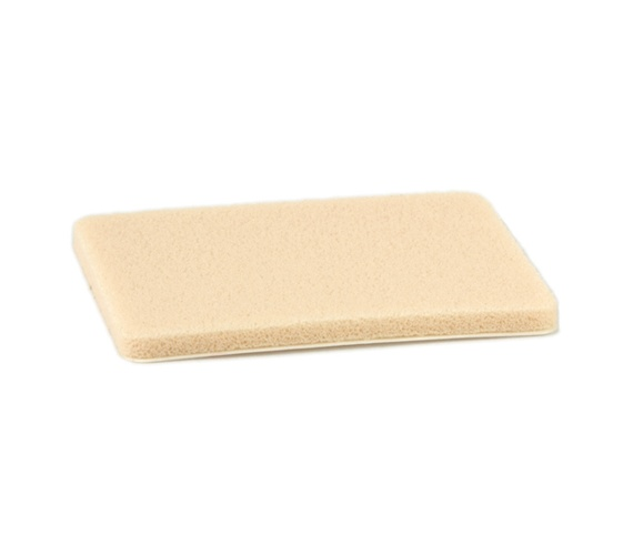 Lectrosonics 35924 - Hypoallergenic thermal insulation pad for SMD and SMQ dual battery transmitters
