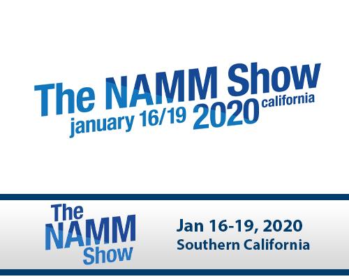 2020 Namm Show.Namm 2020