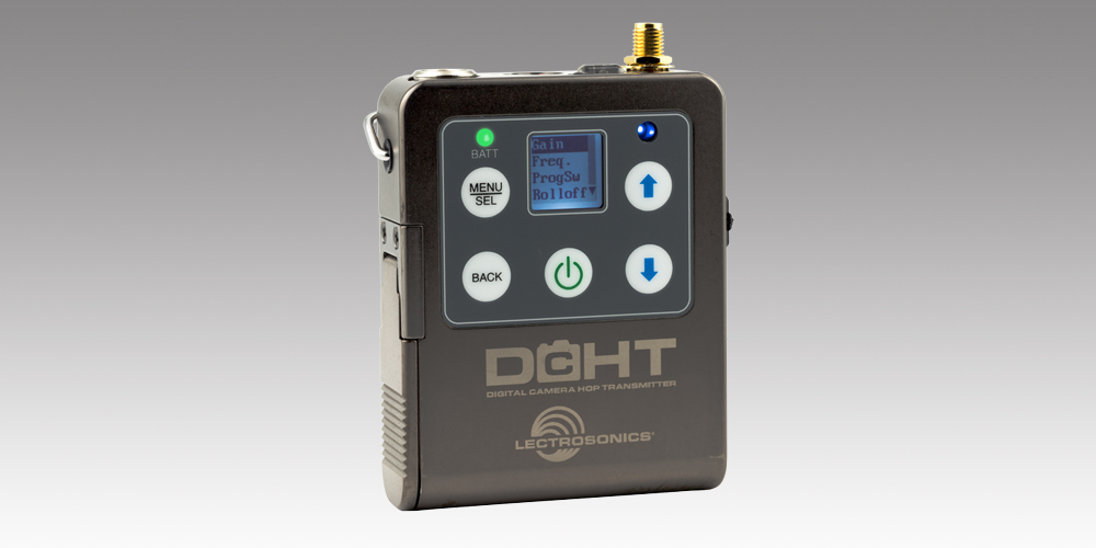 DCHT digital camera hop transmitter