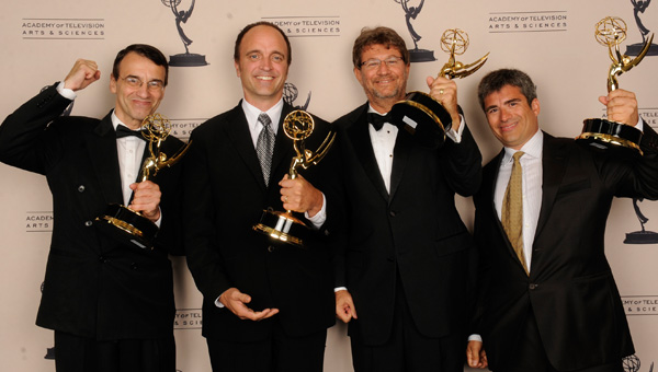Embry Emmy Wins Emmy for The Kennedys using Lectrosonics Wireless