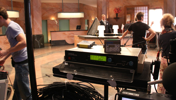 French Television chooses Lectrosonics
