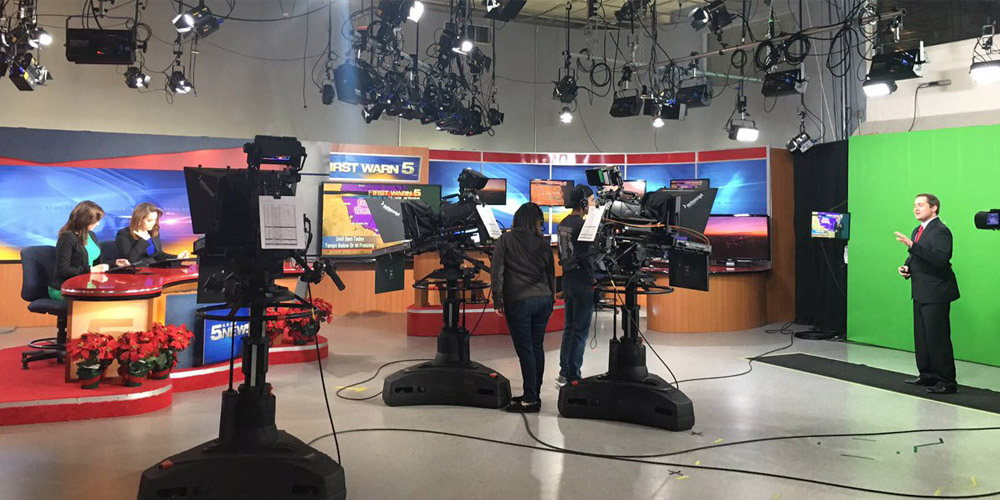 KRGV Channel 5 News Launches New Spanish Language with Lectrosonics