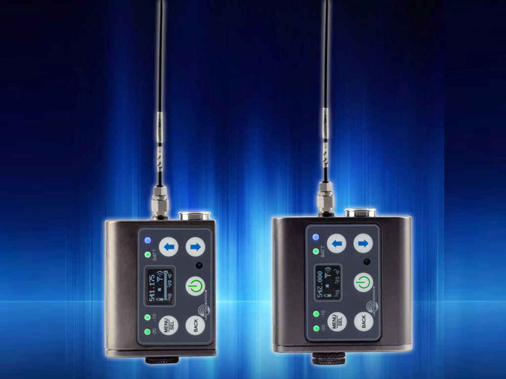 Lectrosonics Introduces the DBSM Single Battery and DBSMD Dual Battery Bodypack Transmitters