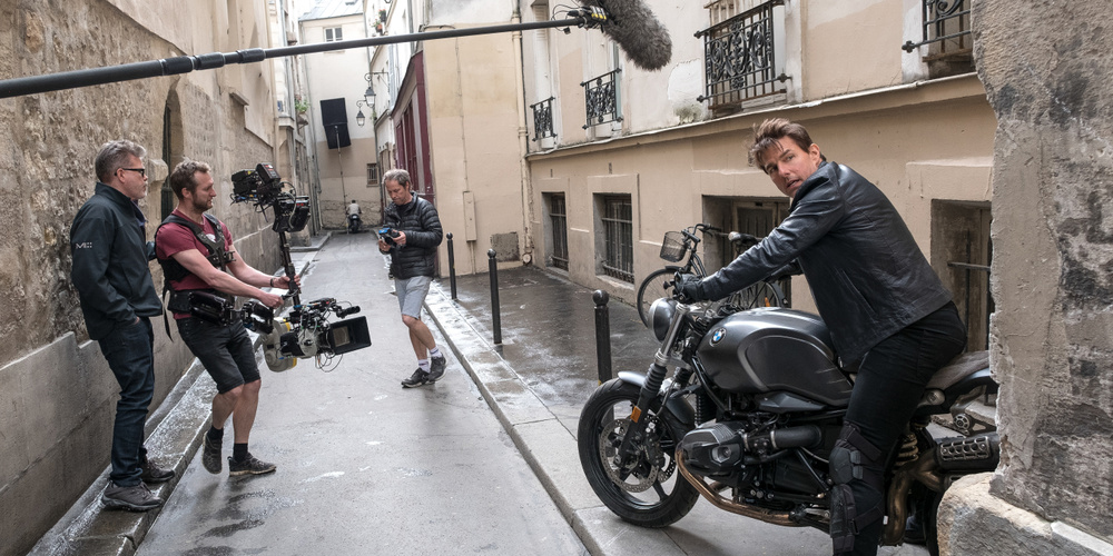 Production Sound Mixer Chris Munro Makes Audio Possible for Mission Impossible