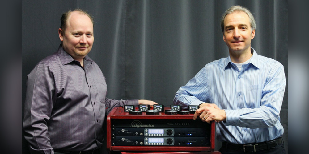Lectrosonics helps RP Dynamics expand their rental offerings