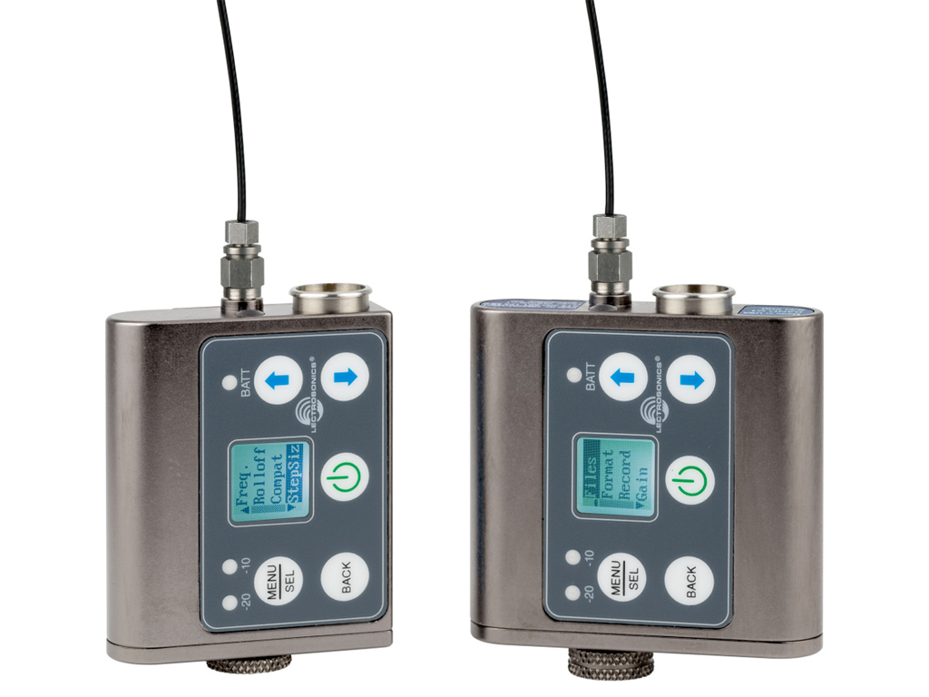 Lectrosonics Introduces the SMWB and SMDWB Wideband Transmitters in the 941 MHz Frequency Band