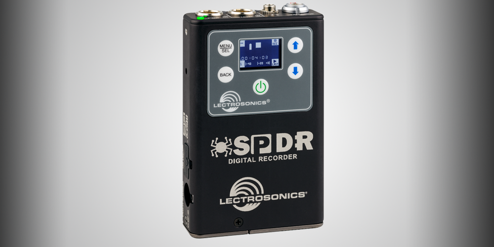 SPDR By Lectrosonics