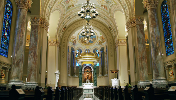 St. Jospeh Cathedral In Sioux Falls, SD Choices Lectrosonics Wireless In $17M Restoration
