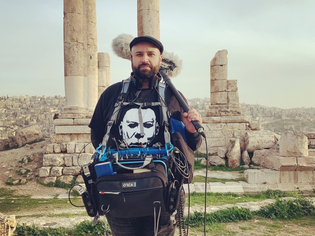 Production Sound Mixer Stu Chacon Goes Around the World with Lectrosonics