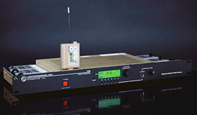 Lectrosonics Venue Reciever and SM transmitter