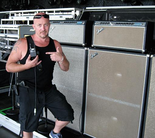 Aerosmith On Tour With Lectrosonics