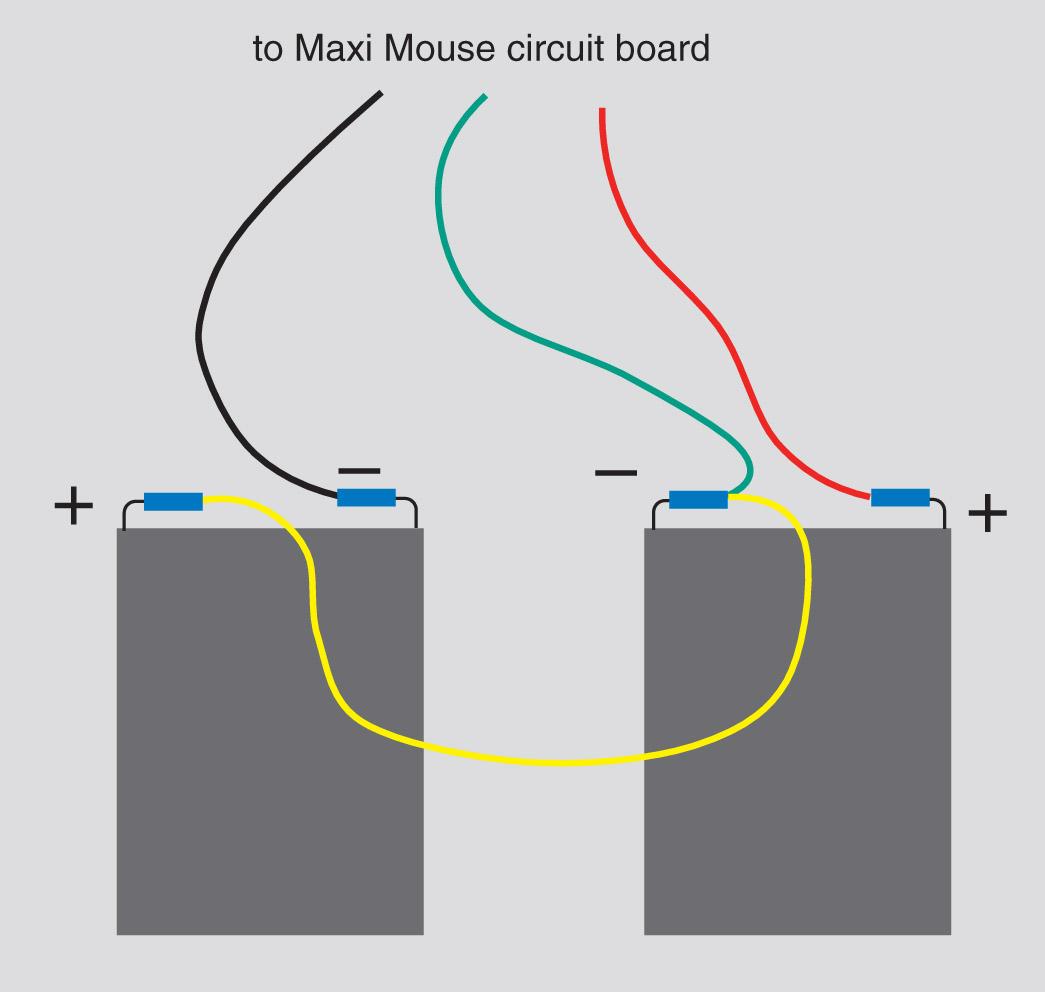 Sb1002 Changing Maxi Mouse Batteries Service Bulletins Usb Wiring Diagram Color Batterydiagram