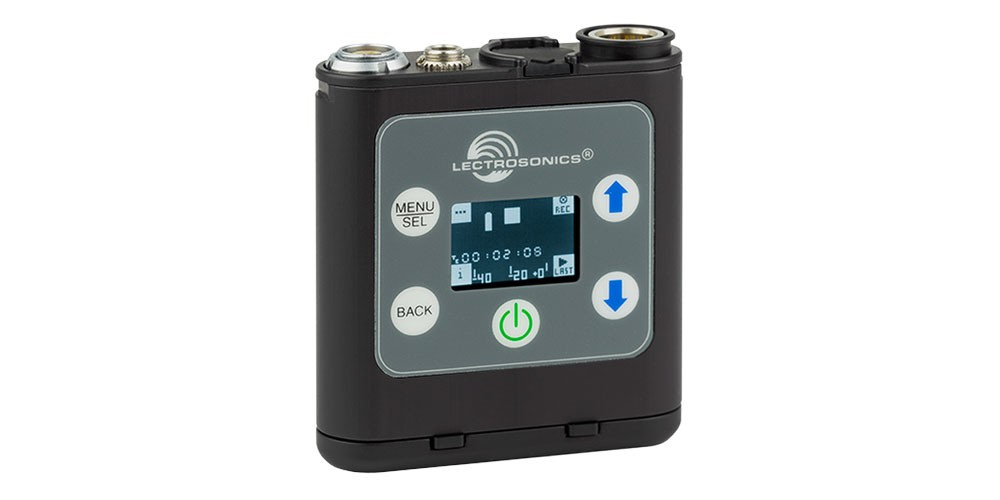 Lectrosonics Introduces the MTCR Miniature Time Code Recorder
