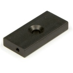 Lectrosonics 25879 - Block for rack mounting UDR200/700 receivers