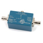 Lectrosonics BIAST - BIAS T is used to apply DC power to a coaxial antenna line for remotely powering the UFM230 filter/amp