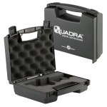 Lectrosonics CCM4R - Foam lined carrying case with foam inset for Quadra M4R