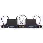 RMPR400B-2 Single R400a-Ver2 Rack Mount Kit with Receivers