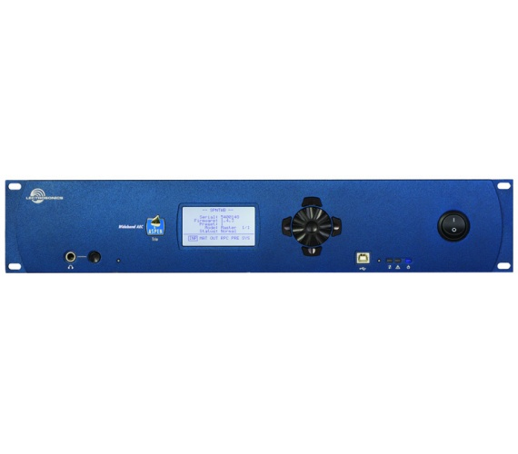 Lectrosonics ASPEN series - SPNTWb - Conference Interface with wideband bridging