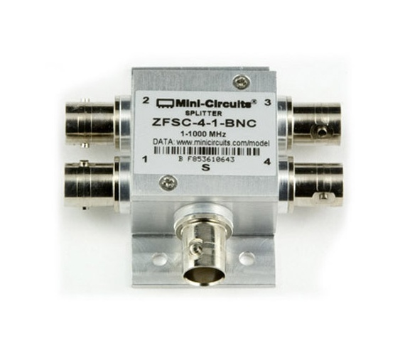 Lectrosonics ZFSC41 4-way Passive Splitter